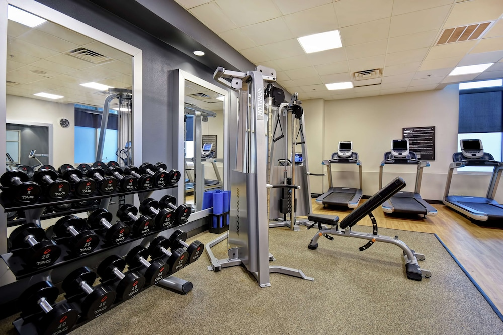 Fitness Facility, Embassy Suites by Hilton Montgomery Hotel & Conference Ctr