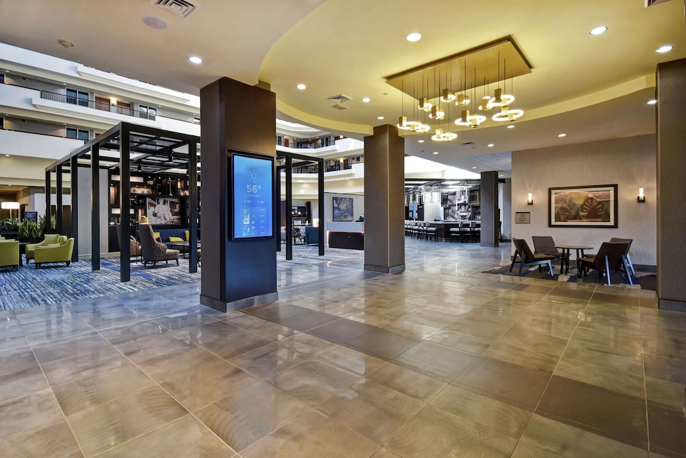 Lobby, Embassy Suites by Hilton Montgomery Hotel & Conference Ctr