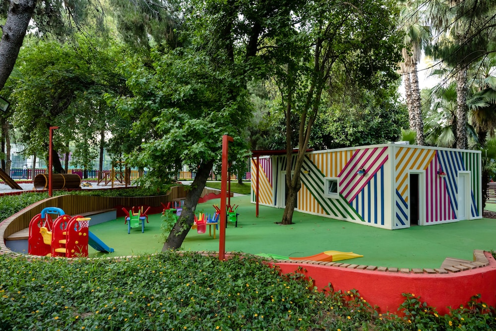Children's Play Area - Outdoor, Rixos Downtown Antalya