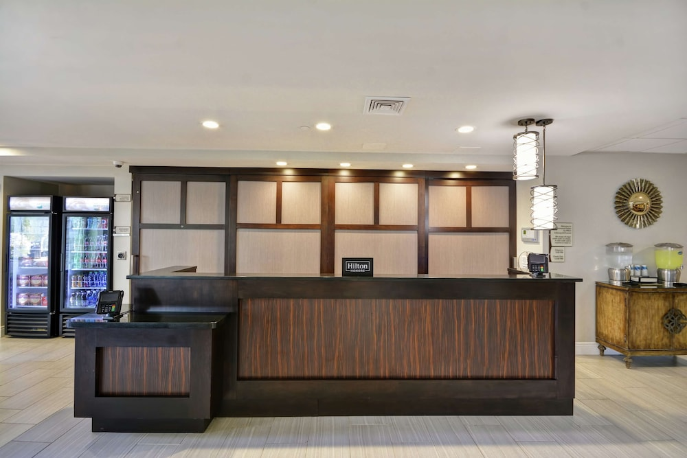 Reception, Homewood Suites by Hilton Indianapolis Carmel