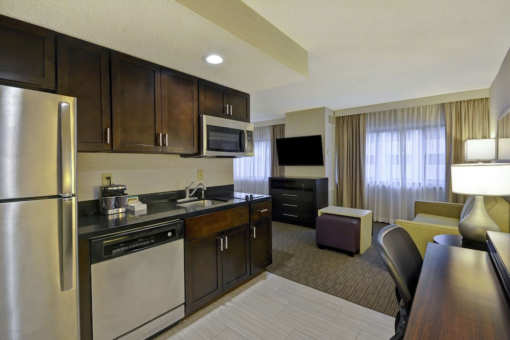 Private Kitchen, Homewood Suites by Hilton Indianapolis Carmel