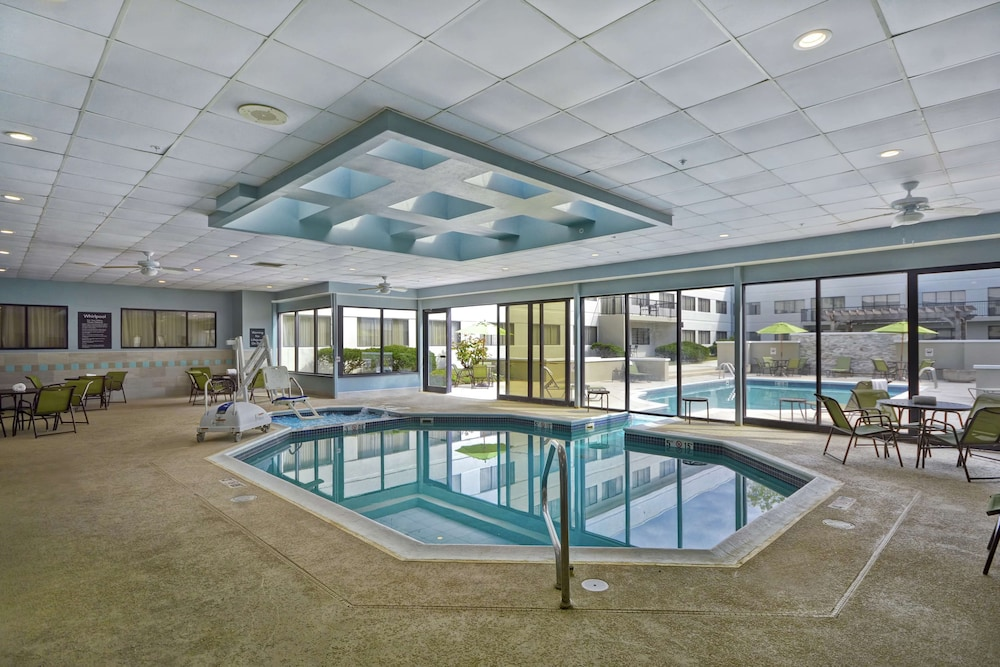Pool, Homewood Suites by Hilton Indianapolis Carmel