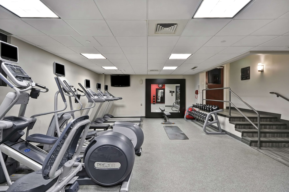 Fitness Facility, Homewood Suites by Hilton Indianapolis Carmel
