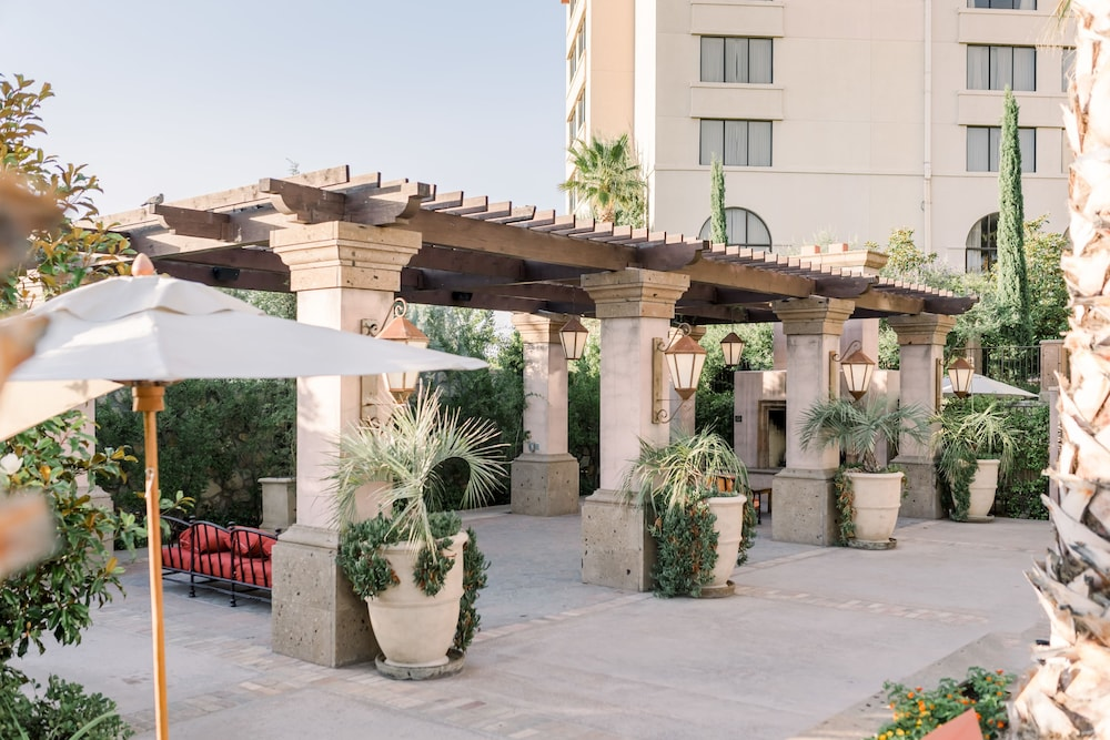 Terrace/Patio, Hotel Encanto de Las Cruces