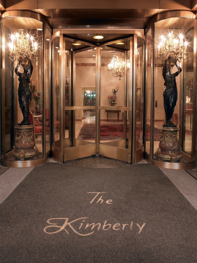 Front of Property, The Kimberly Hotel