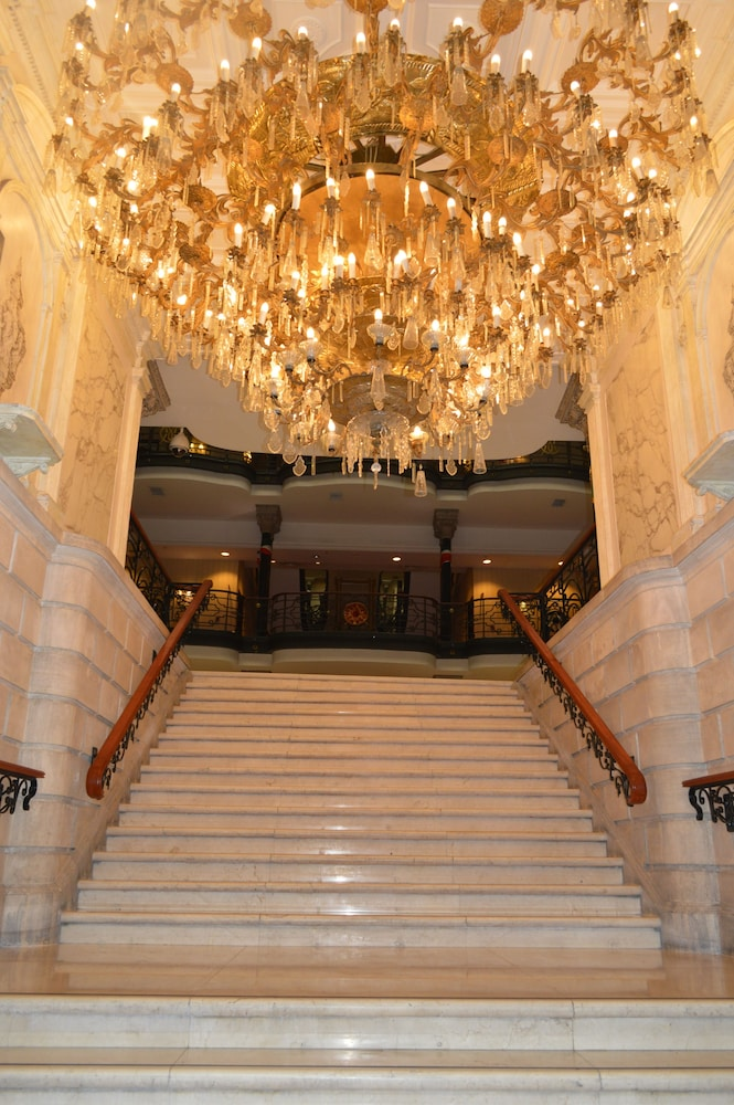 Interior Entrance, Gran Hotel Ciudad De Mexico