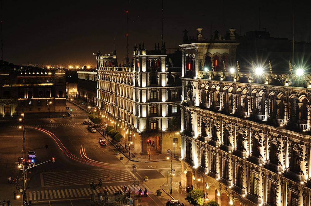 View from Property, Gran Hotel Ciudad De Mexico