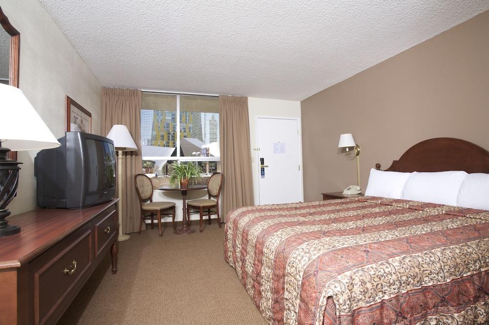 Travelodge By Wyndham Las Vegas Center Strip In Las Vegas Hotel Rates Amp Reviews On Orbitz