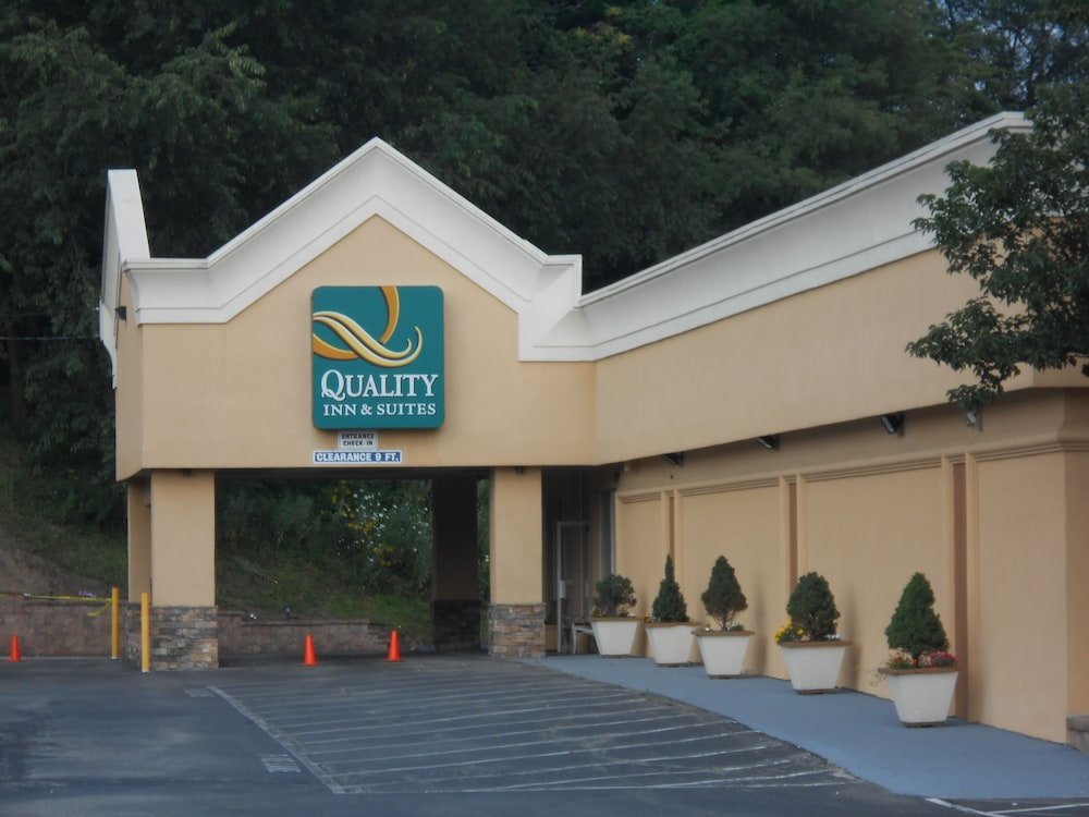 Parking, Quality Inn & Suites