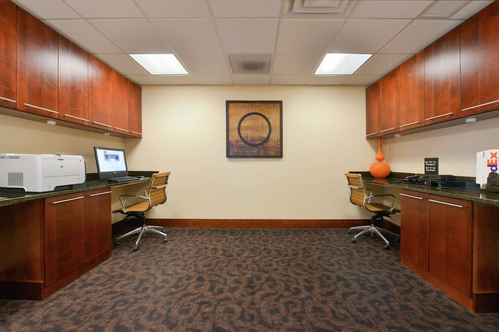 Business Center, Hampton Inn - Frederick