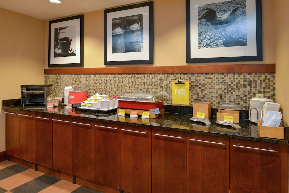 Breakfast Area, Hampton Inn - Frederick