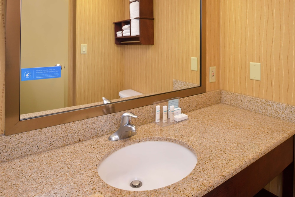 Bathroom, Hampton Inn - Frederick