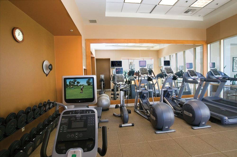 Fitness Facility, Hilton Washington DC National Mall The Wharf