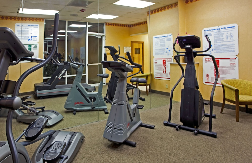Fitness Facility, Holiday Inn Palm Beach - Airport Conf Ctr