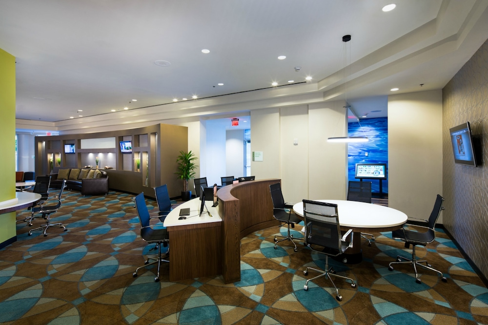 Business Center, Holiday Inn Palm Beach - Airport Conf Ctr