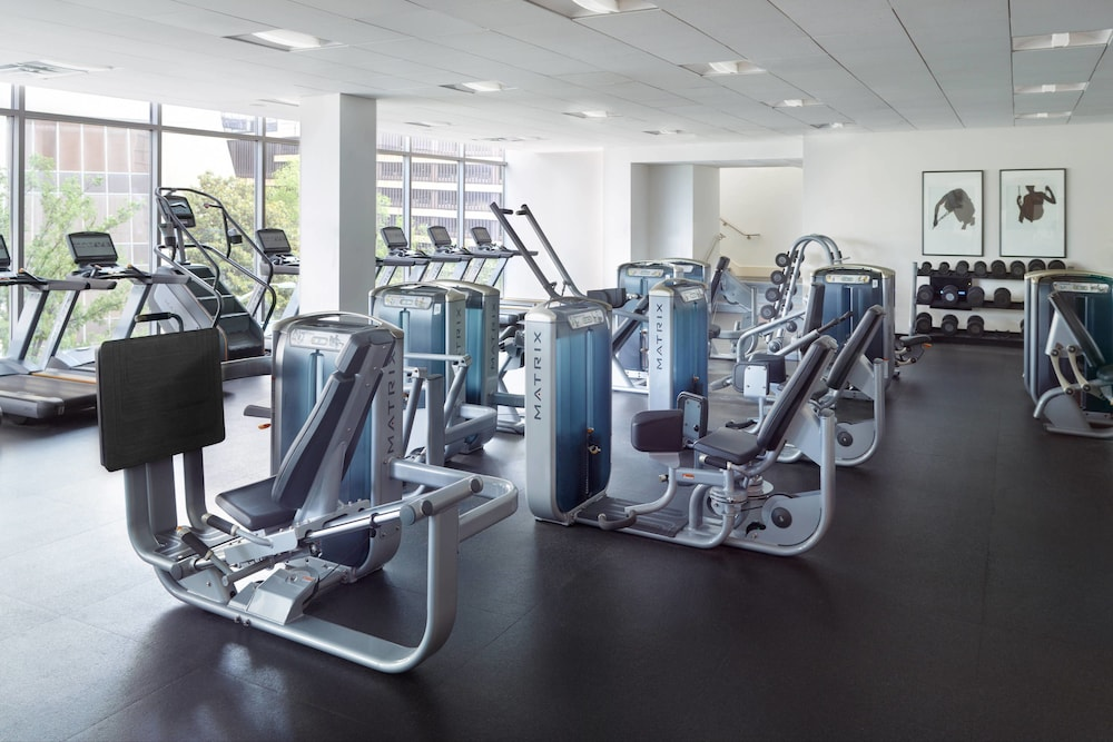 Fitness Facility, Atlanta Marriott Marquis