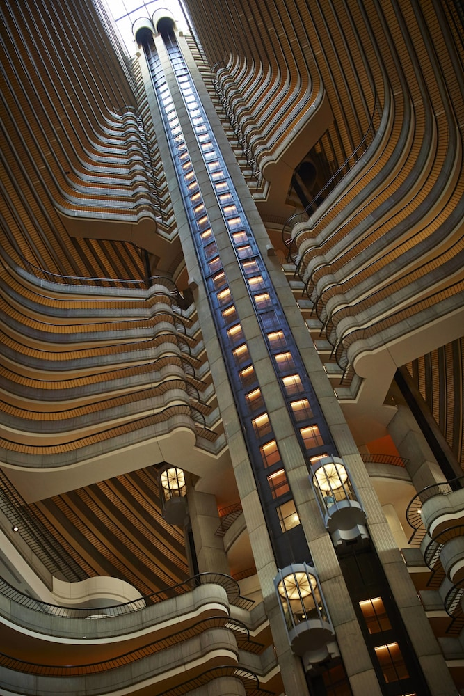 Lobby, Atlanta Marriott Marquis