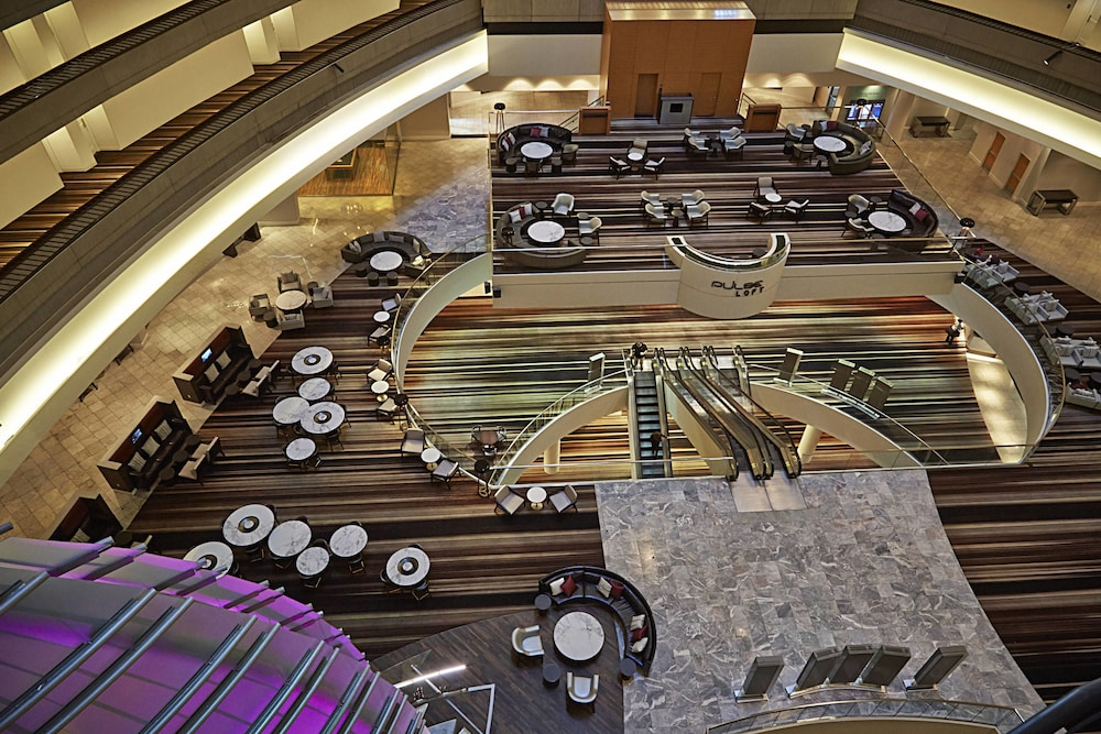 Meeting Facility, Atlanta Marriott Marquis