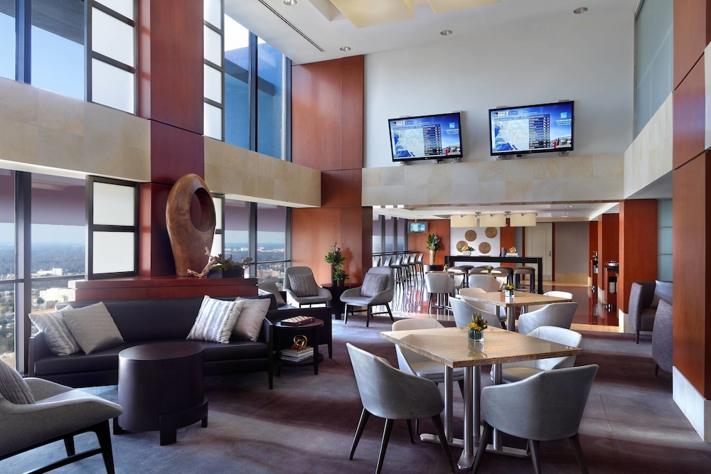 Executive Lounge, Atlanta Marriott Marquis