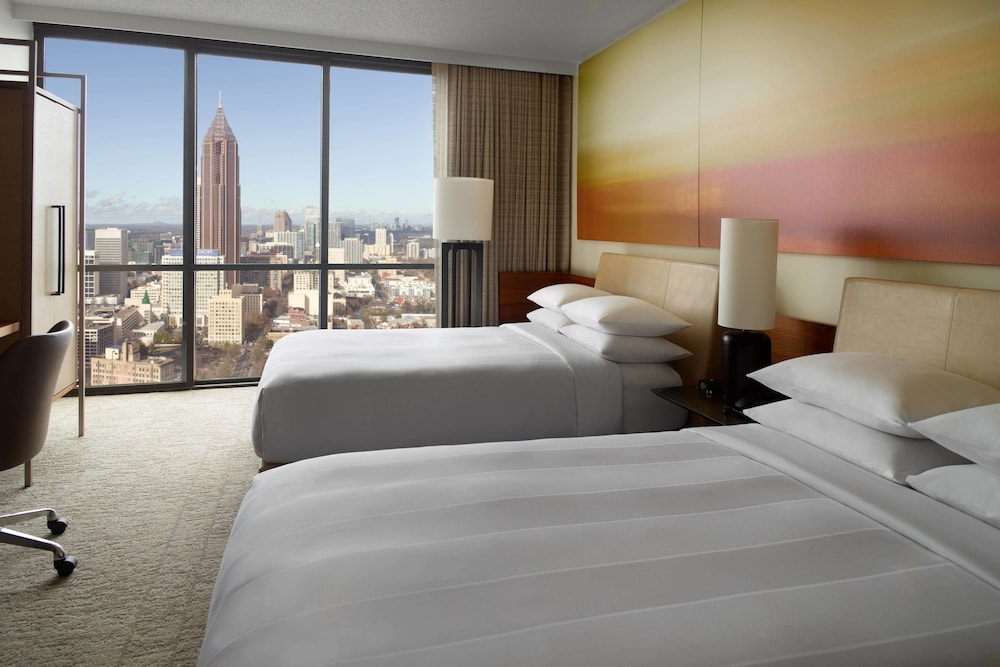Room, Atlanta Marriott Marquis