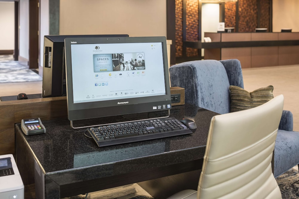 Business Center, DoubleTree by Hilton Hotel Boston-Andover