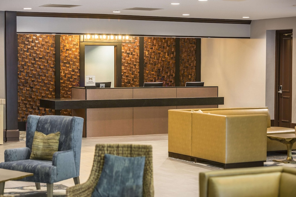 Reception, DoubleTree by Hilton Hotel Boston-Andover