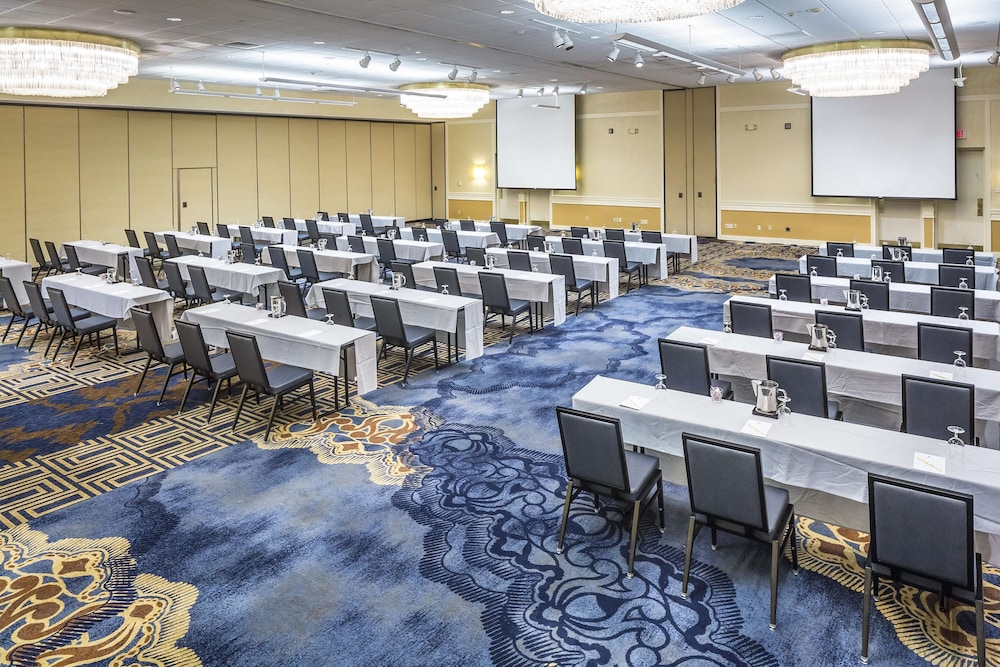 Meeting Facility, DoubleTree by Hilton Hotel Boston-Andover