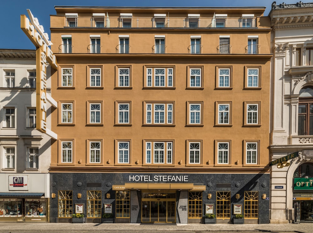 Hotel Stefanie Vienna Reviews