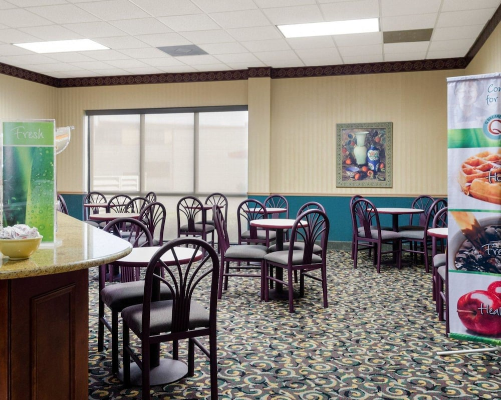 Breakfast Area, Quality Inn Columbus