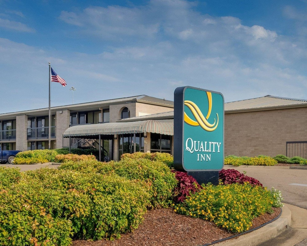 Exterior, Quality Inn Columbus