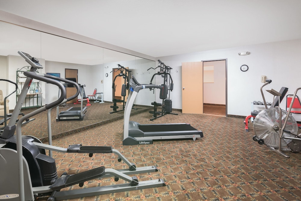 Fitness Facility, Baymont by Wyndham Hot Springs
