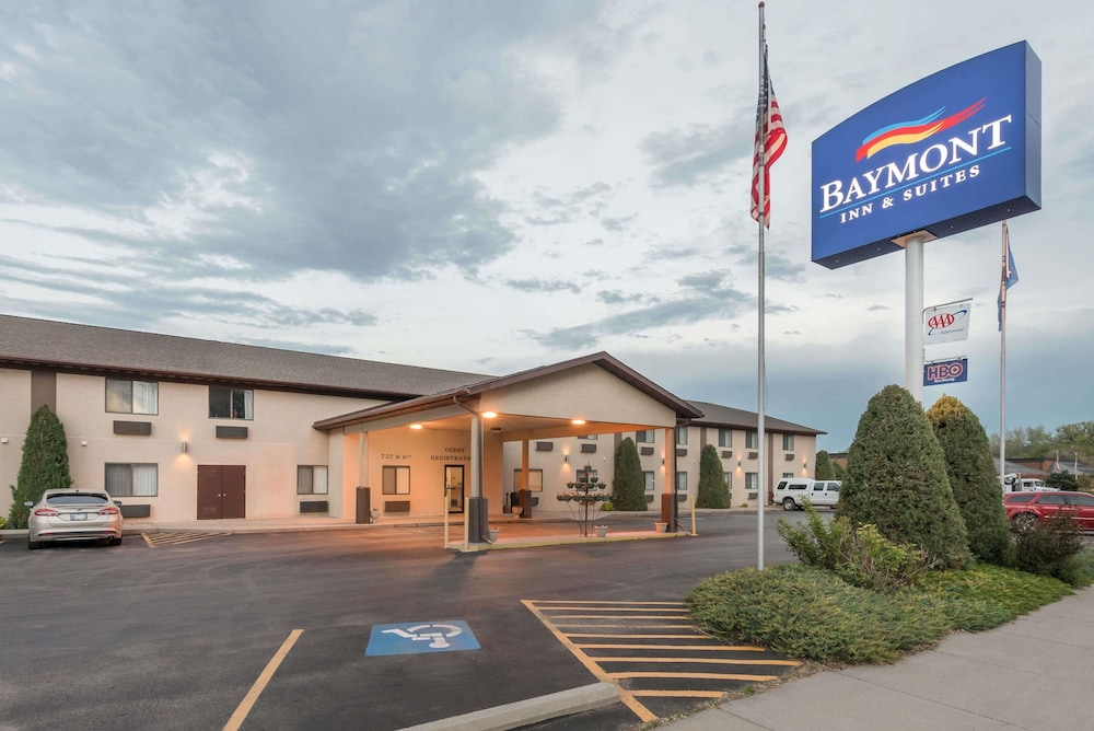 Exterior, Baymont by Wyndham Hot Springs