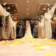 Bryllup innendørs