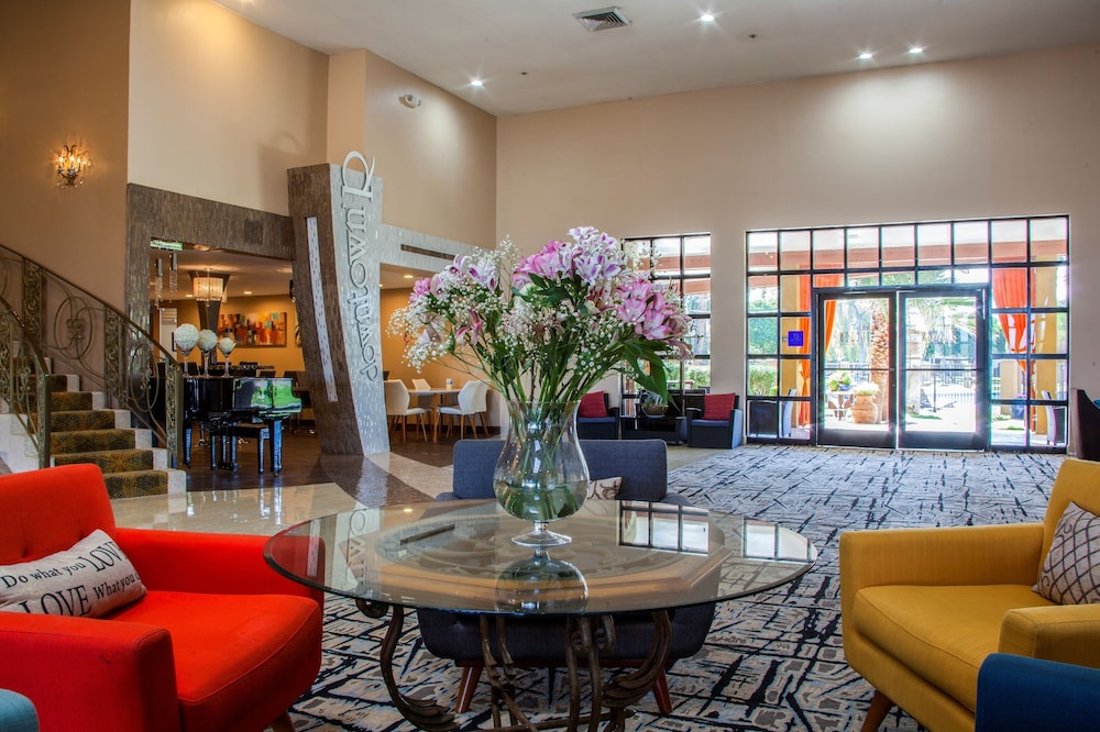 Lobby, Hotel Tucson City Center, Ascend Hotel Collection