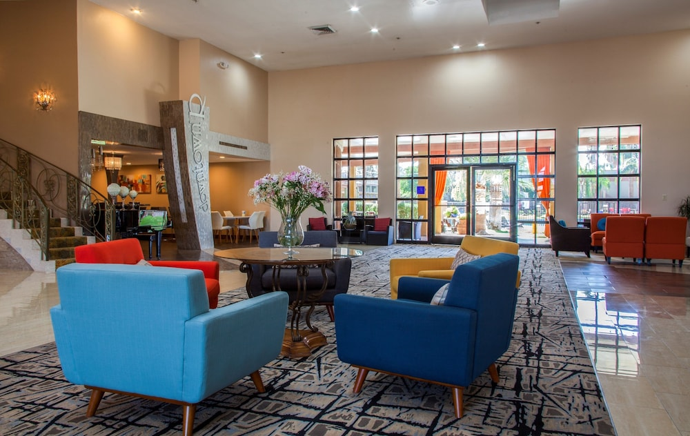 Lobby Sitting Area, Hotel Tucson City Center, Ascend Hotel Collection