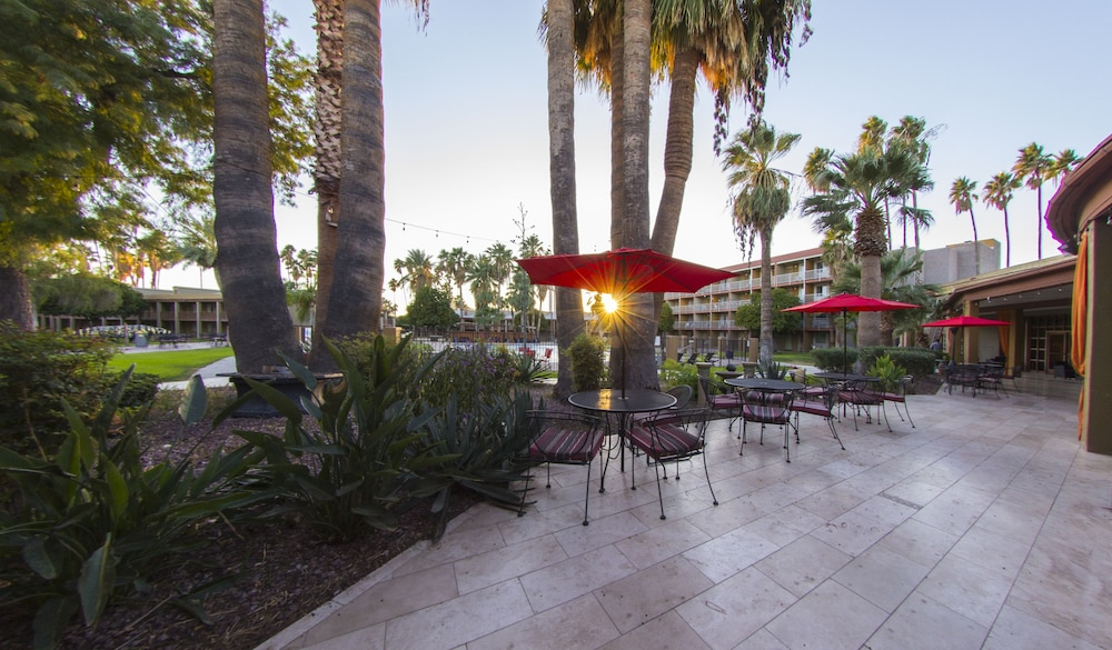 Courtyard, Hotel Tucson City Center, Ascend Hotel Collection