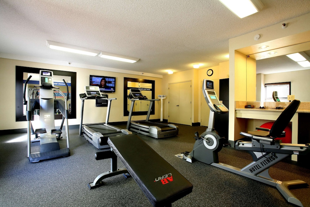 Fitness Facility, Hampton Inn Tucson-Airport