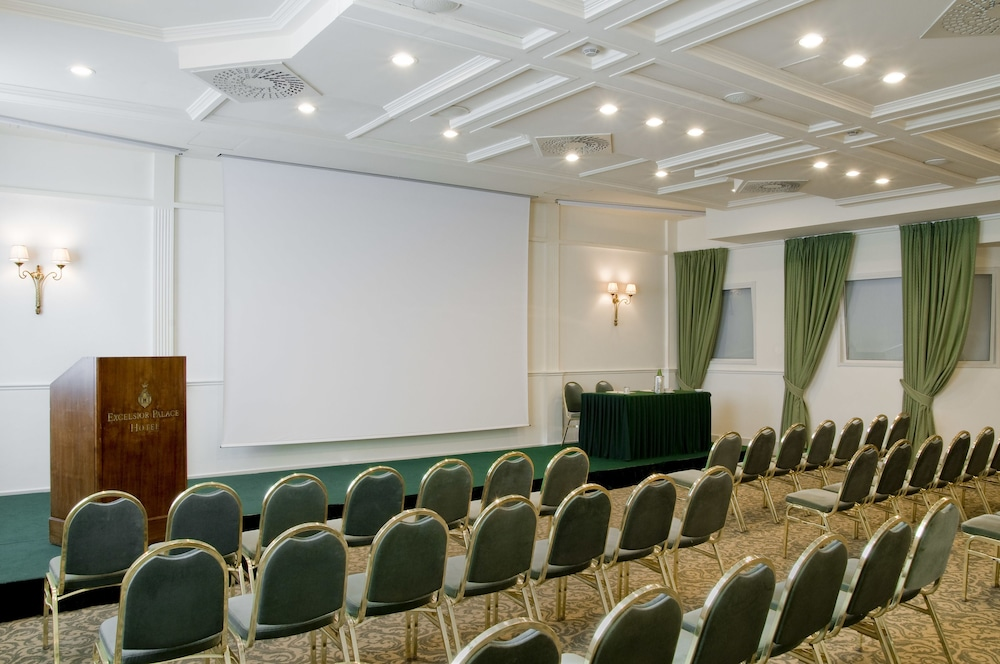 Meeting Facility, Excelsior Palace Hotel