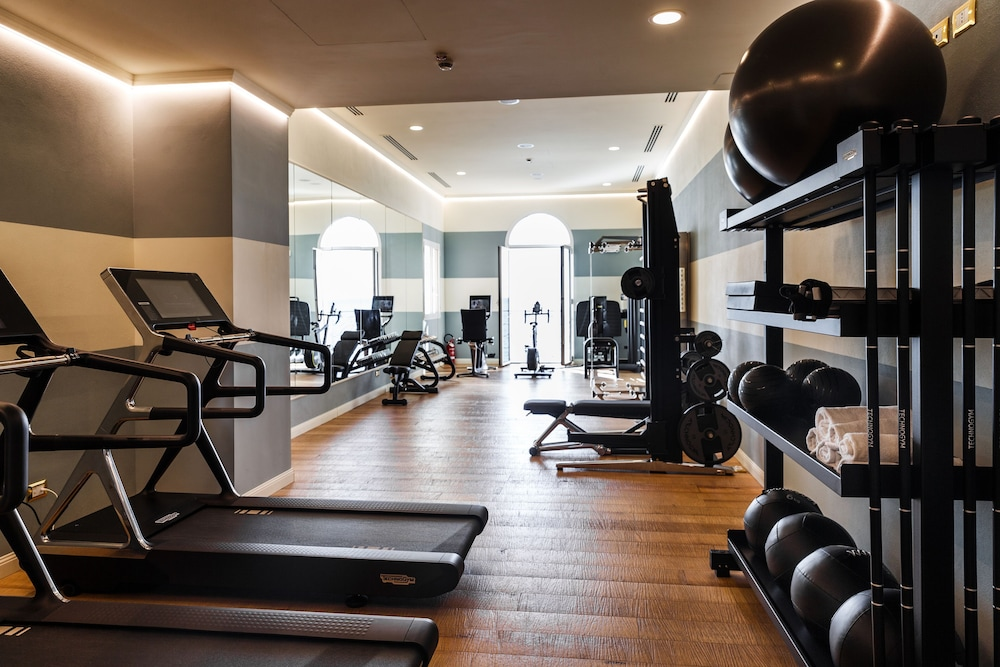 Gym, Excelsior Palace Hotel