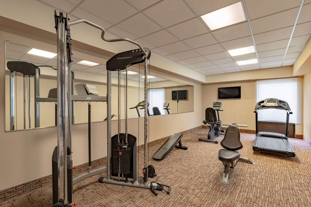 Fitness Facility, Baymont by Wyndham Augusta West