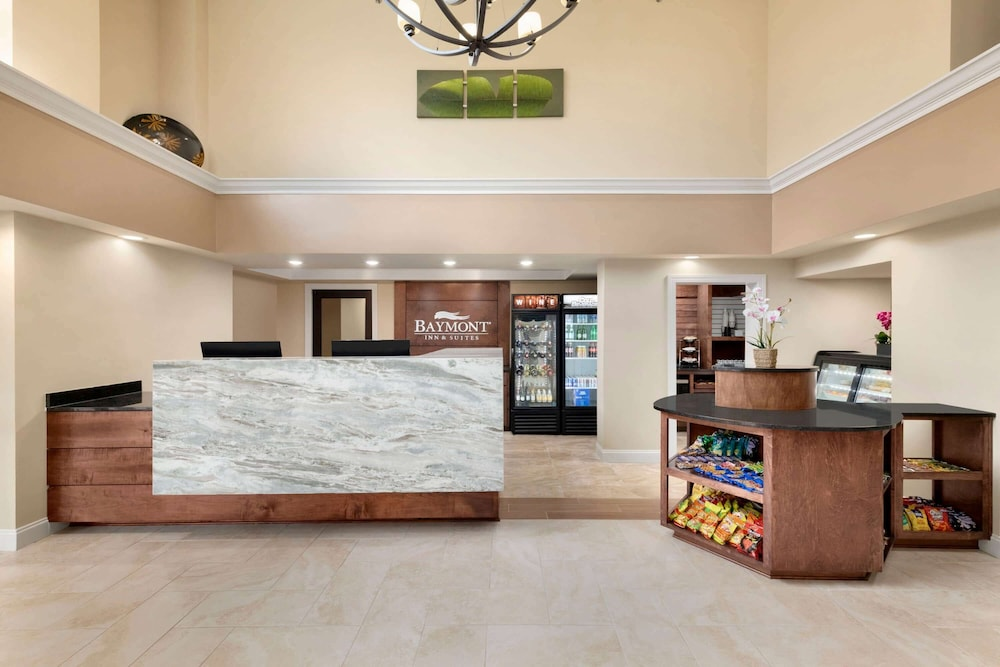 Reception, Baymont by Wyndham Augusta West