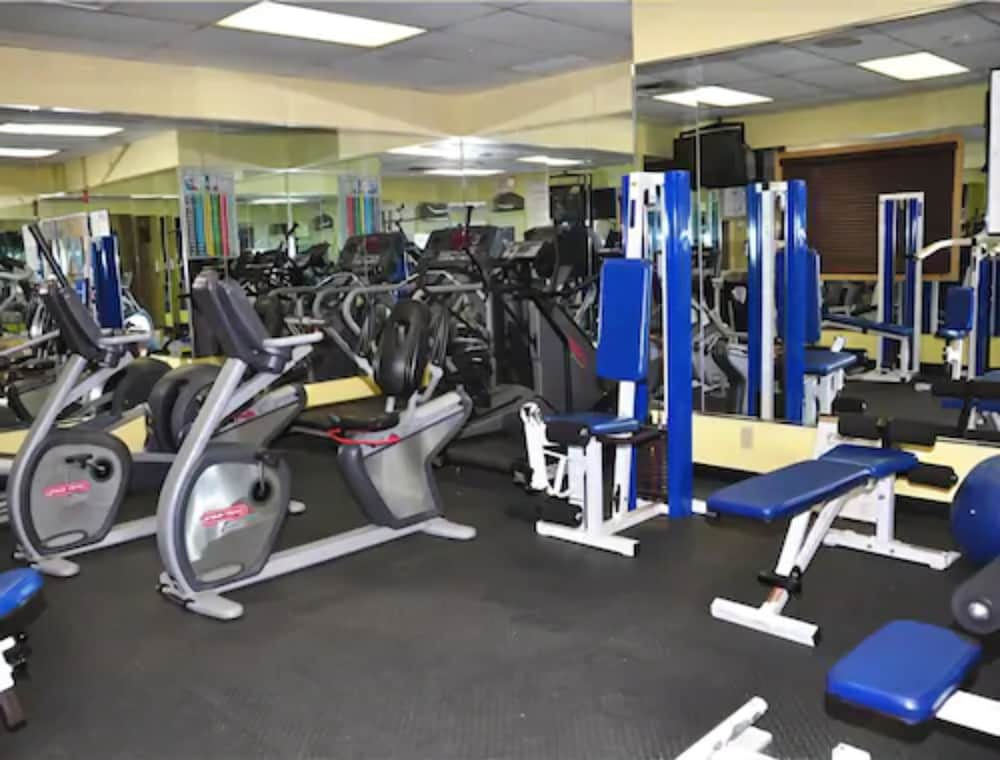 Fitness Facility, Palm Beach Shores Resort and Vacation Villas