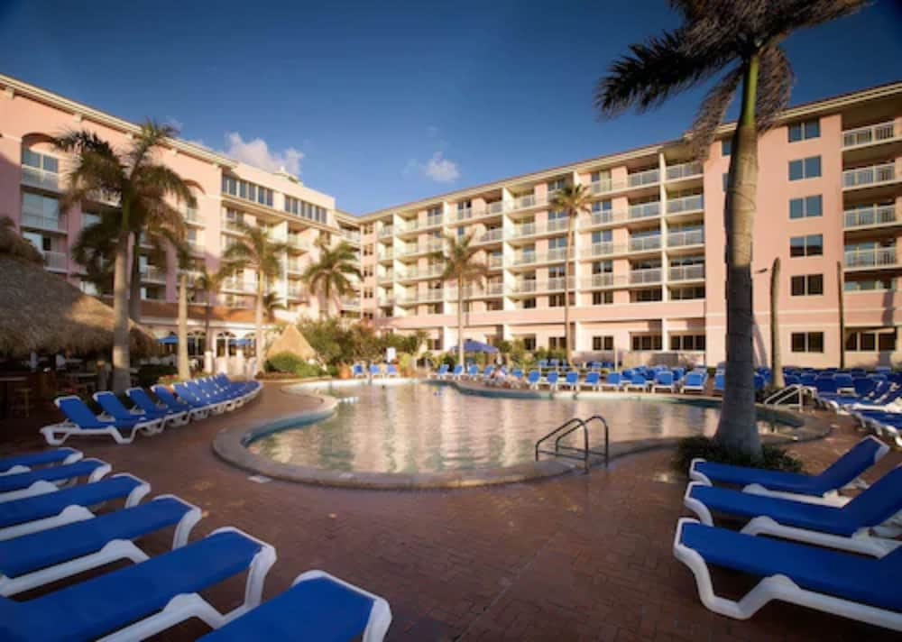 Pool, Palm Beach Shores Resort and Vacation Villas