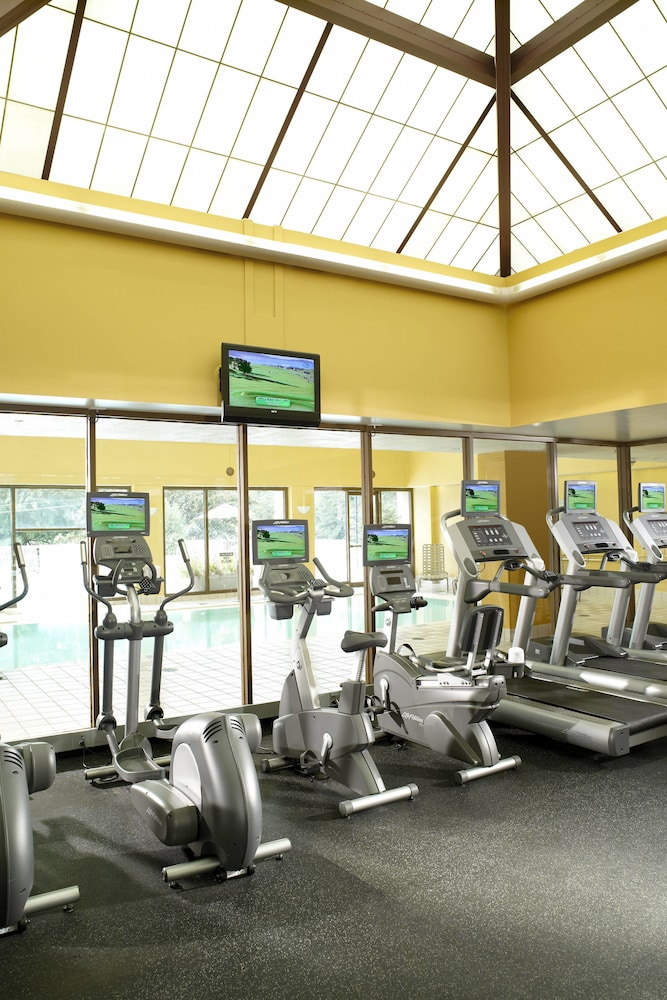 Fitness Facility, Atlanta Marriott Suites Midtown