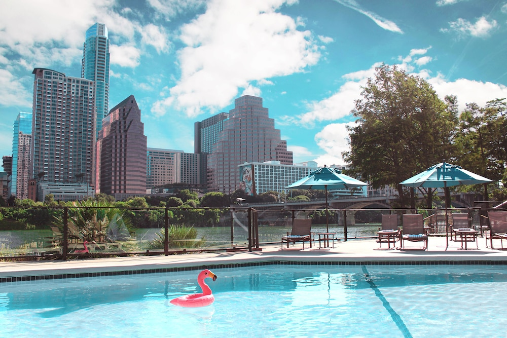 Pool, Hyatt Regency Austin