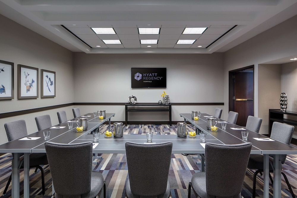 Meeting Facility, Hyatt Regency Deerfield