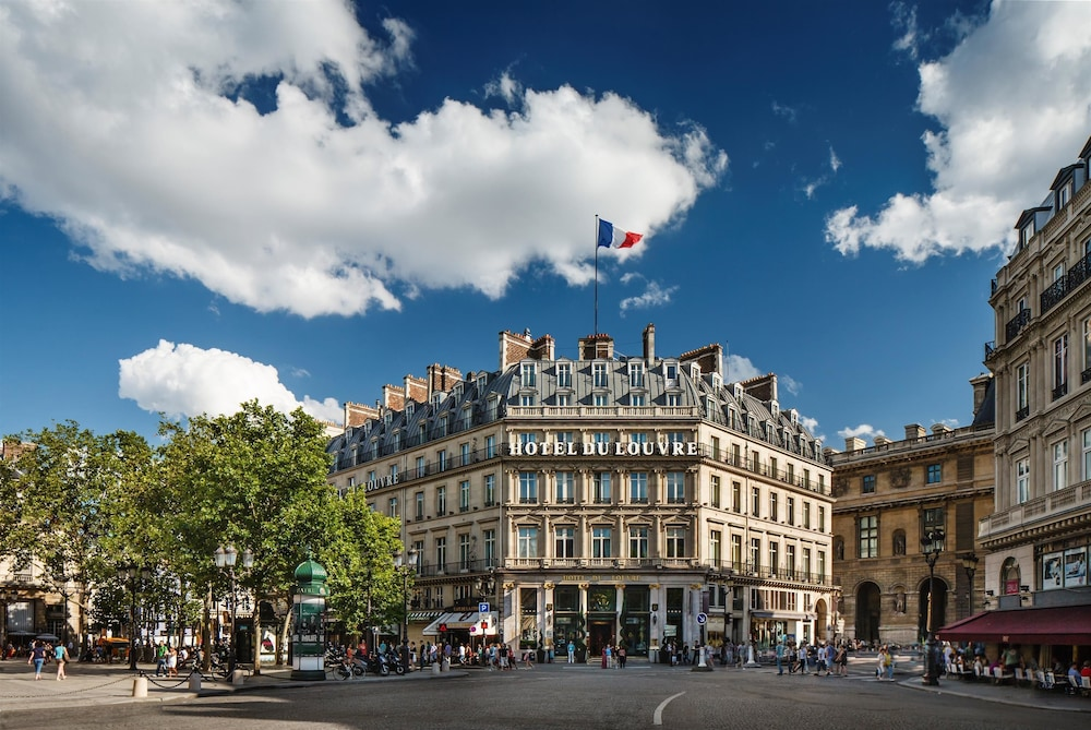 H Tel Du Louvre A Hyatt Hotel In Paris Hotel Rates