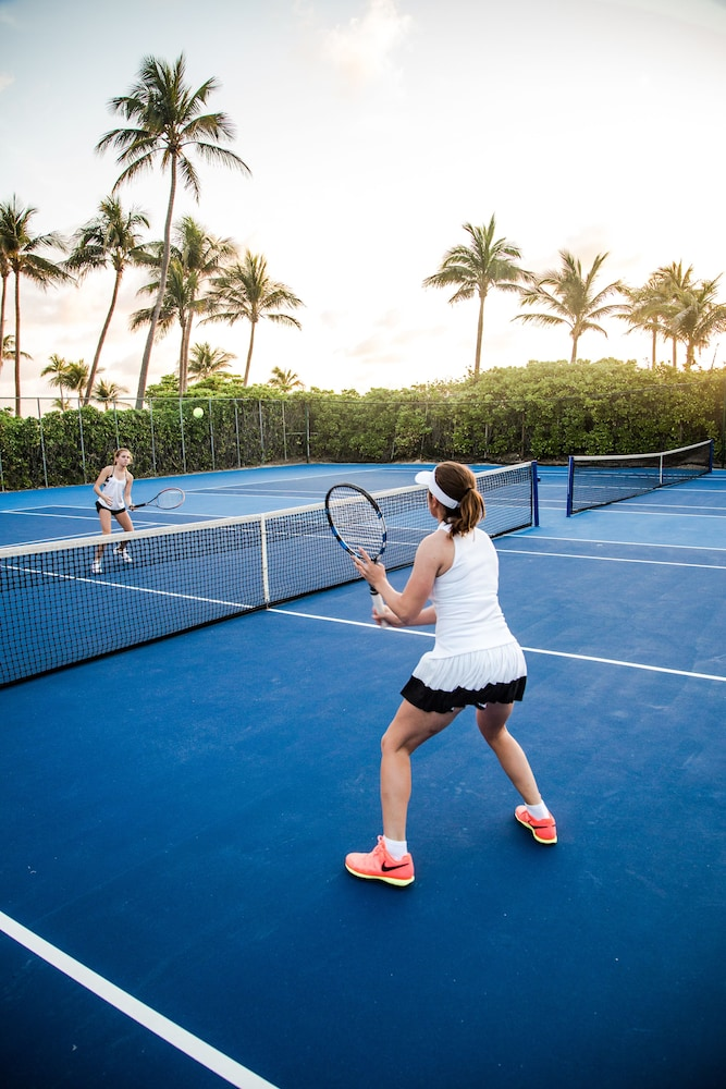 Tennis Court, Lago Mar Beach Resort & Club