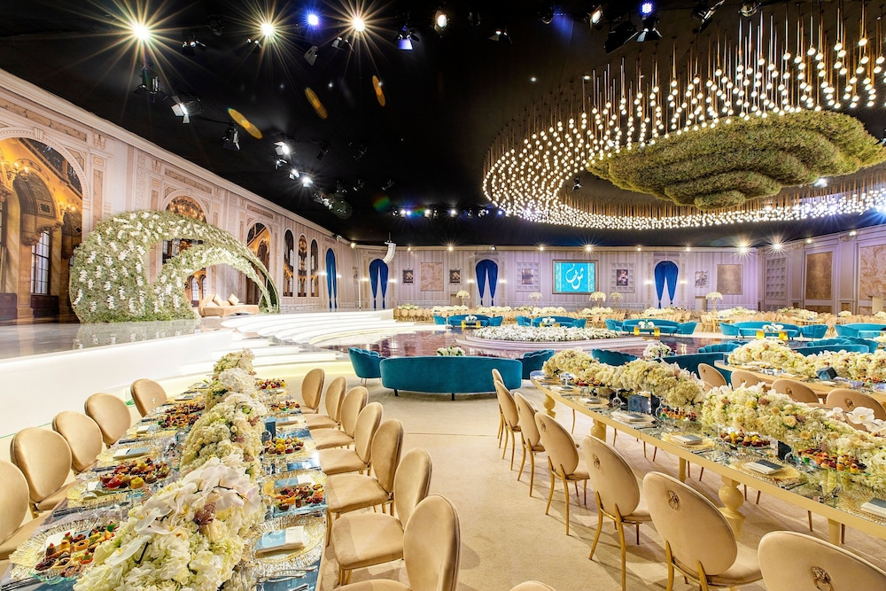 Ballroom, Sheraton Grand Doha Resort & Convention Hotel