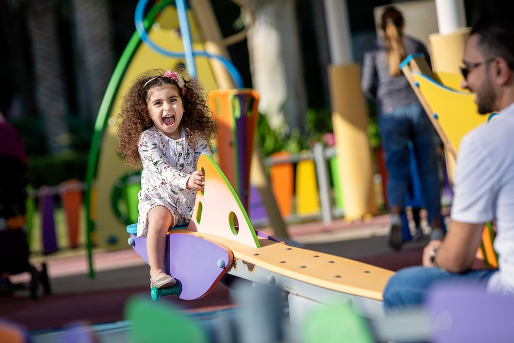 Children's Play Area - Outdoor, Sheraton Grand Doha Resort & Convention Hotel